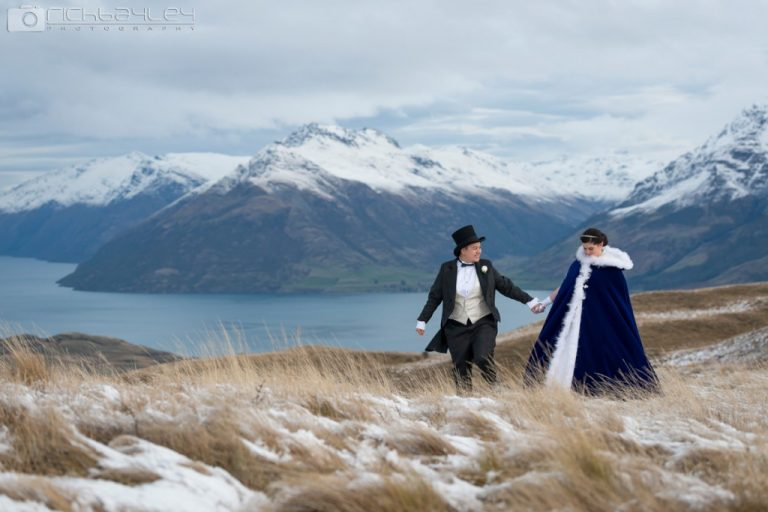 Queenstown Elopement