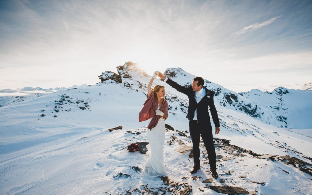 Best Time of Year to Get Married in Queenstown