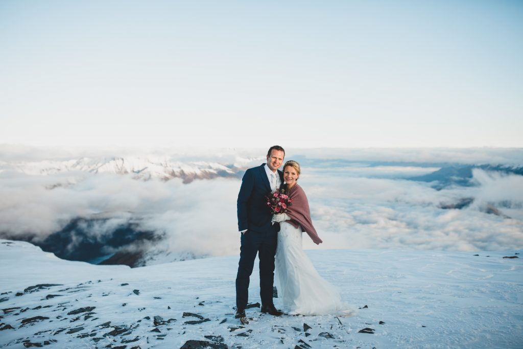 Queenstown Heli Elopement