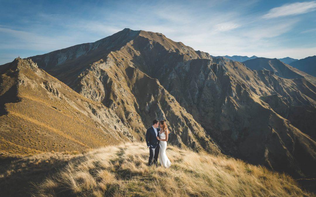 Tony + Irene's Pre-Wedding Photoshoot