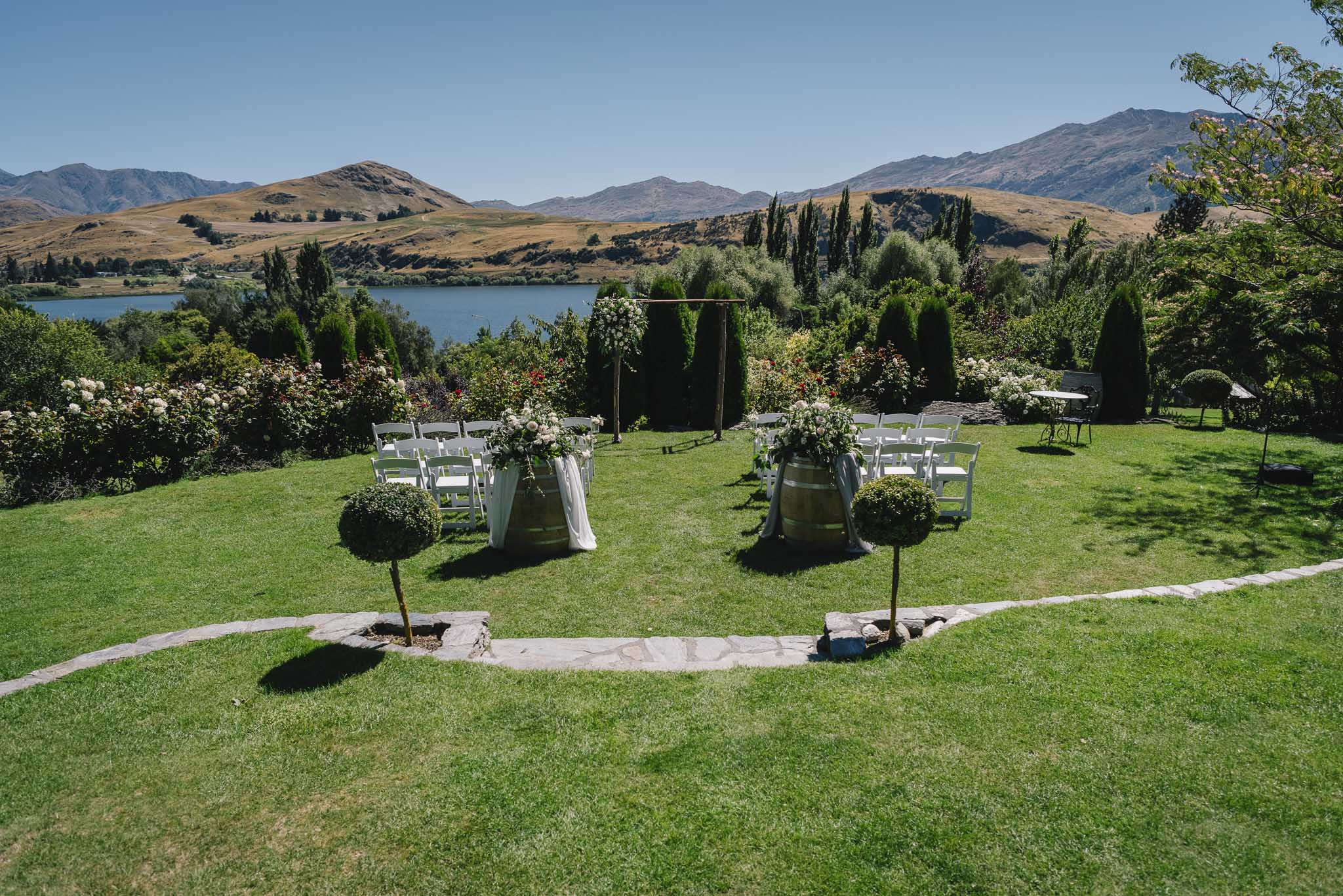 Queenstown Wedding Packages Gallery Intimate Private Estate