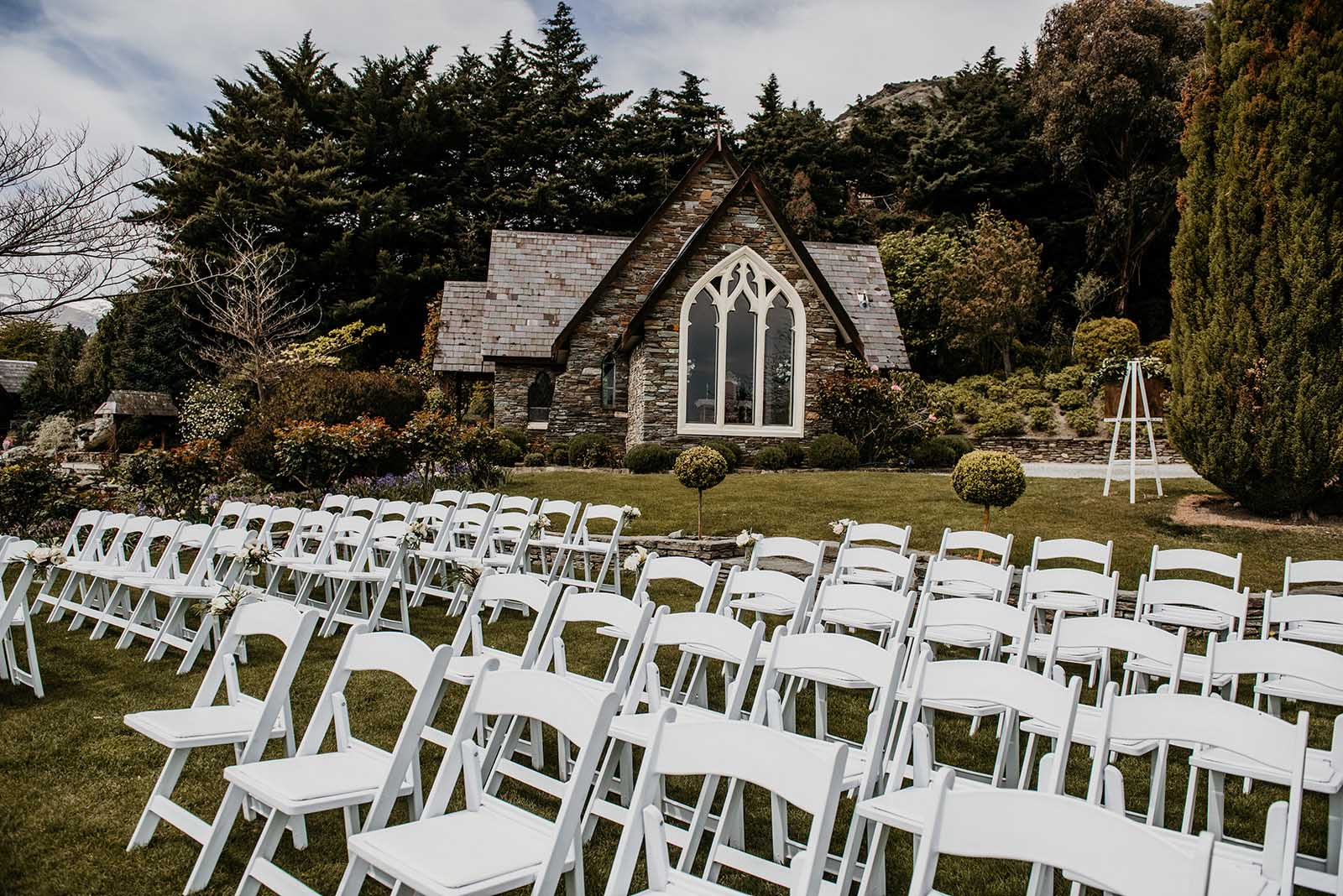 Queenstown Wedding Packages Gallery Small Chapel
