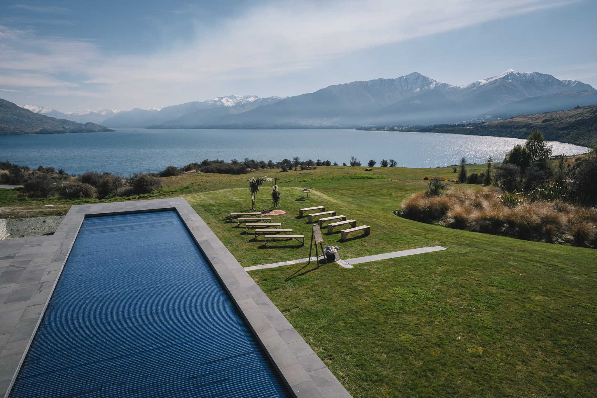 Queenstown Wedding Packages Small Jacks Point Wedding