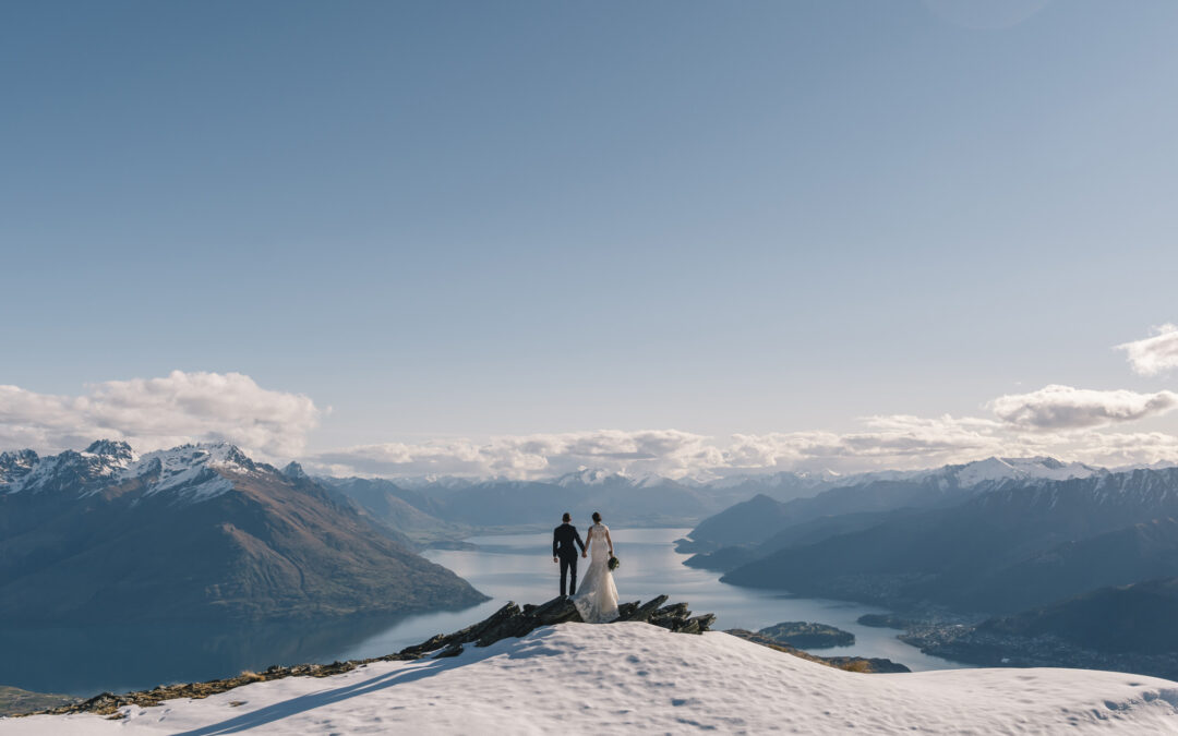 Planning an Elopement Wedding in Queenstown
