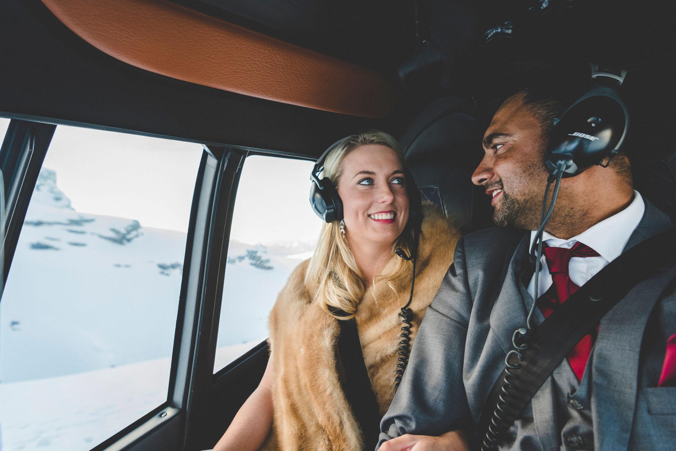 Winter Wedding Queenstown New Zealand