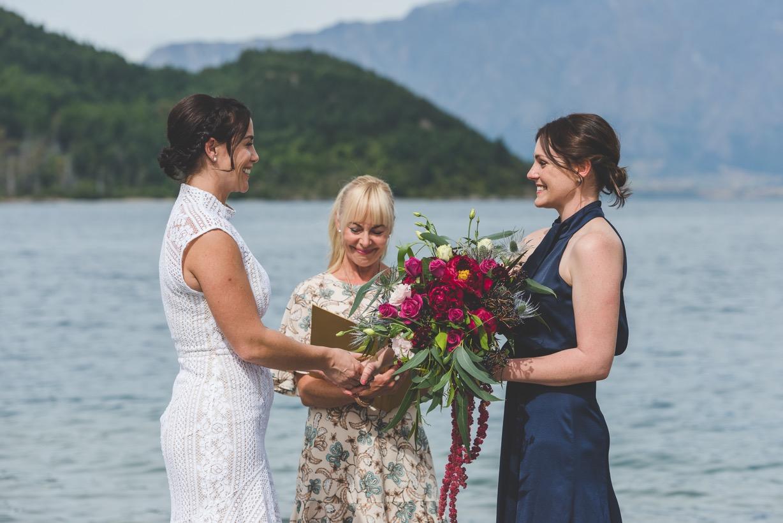 Same Sex Wedding Queenstown