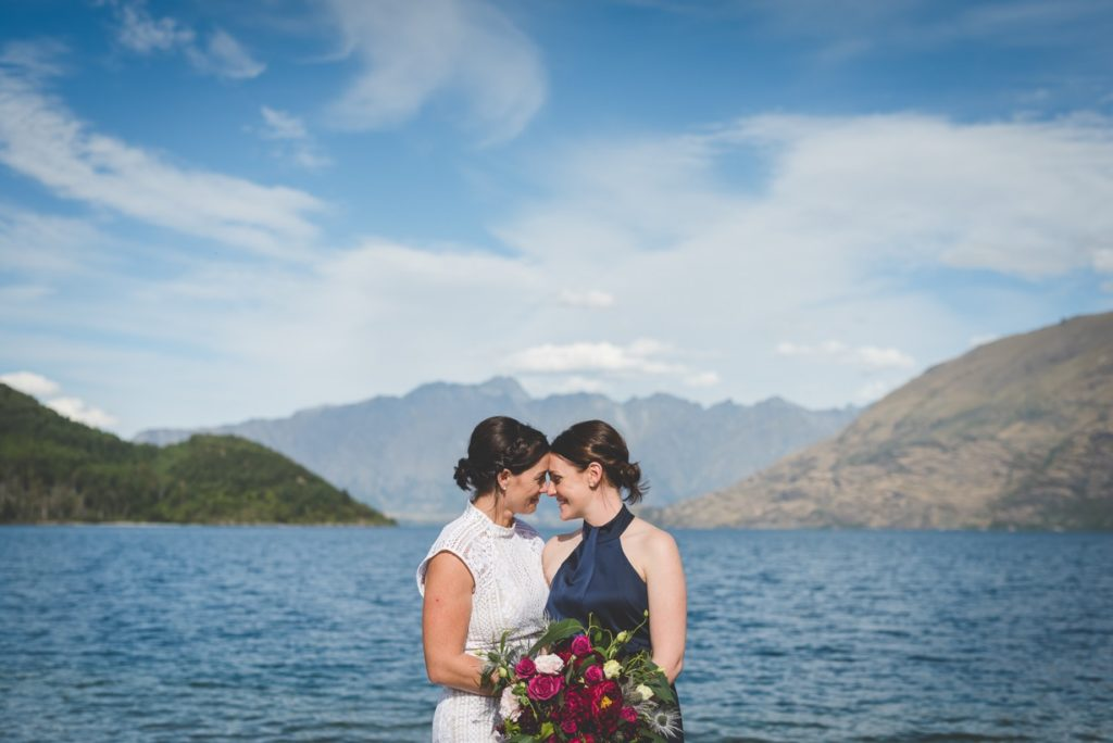 Same Sex Wedding Queenstown
