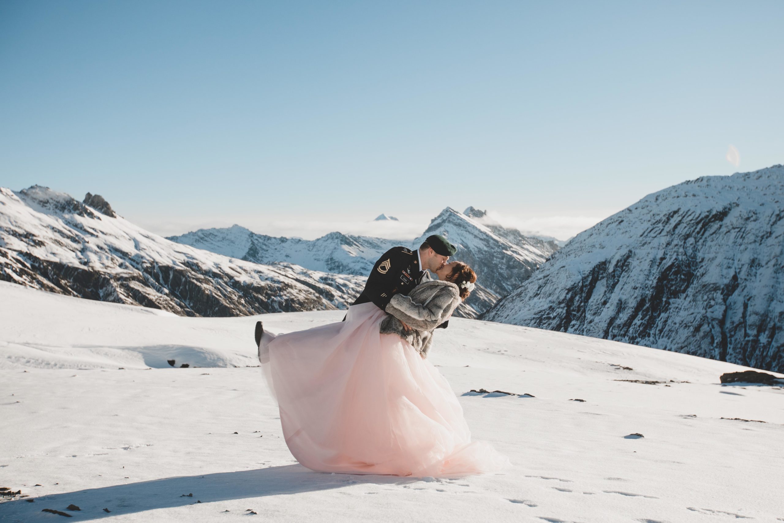 Mountain Heli Wedding All Inclusive Package