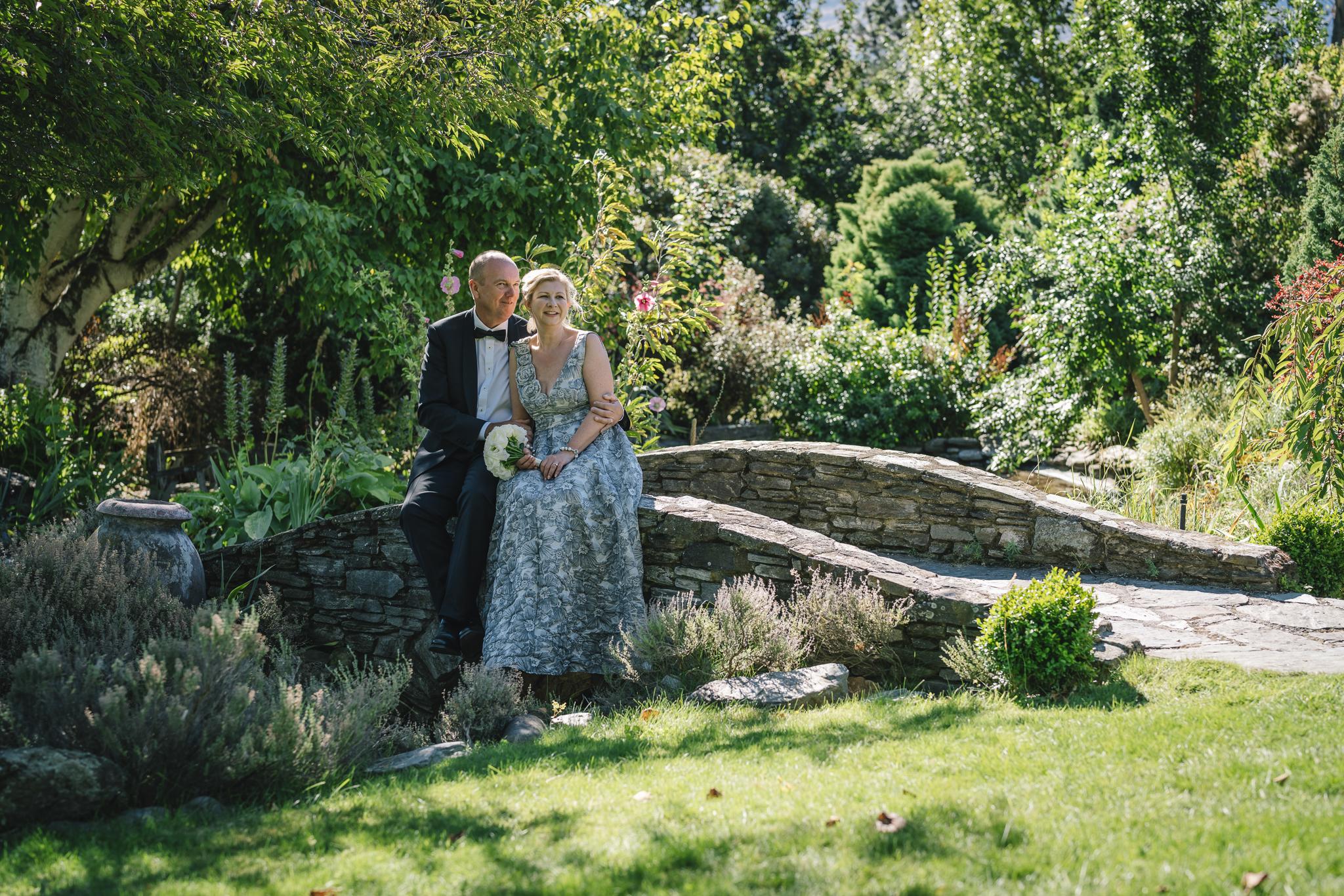 Summer Wedding Queenstown
