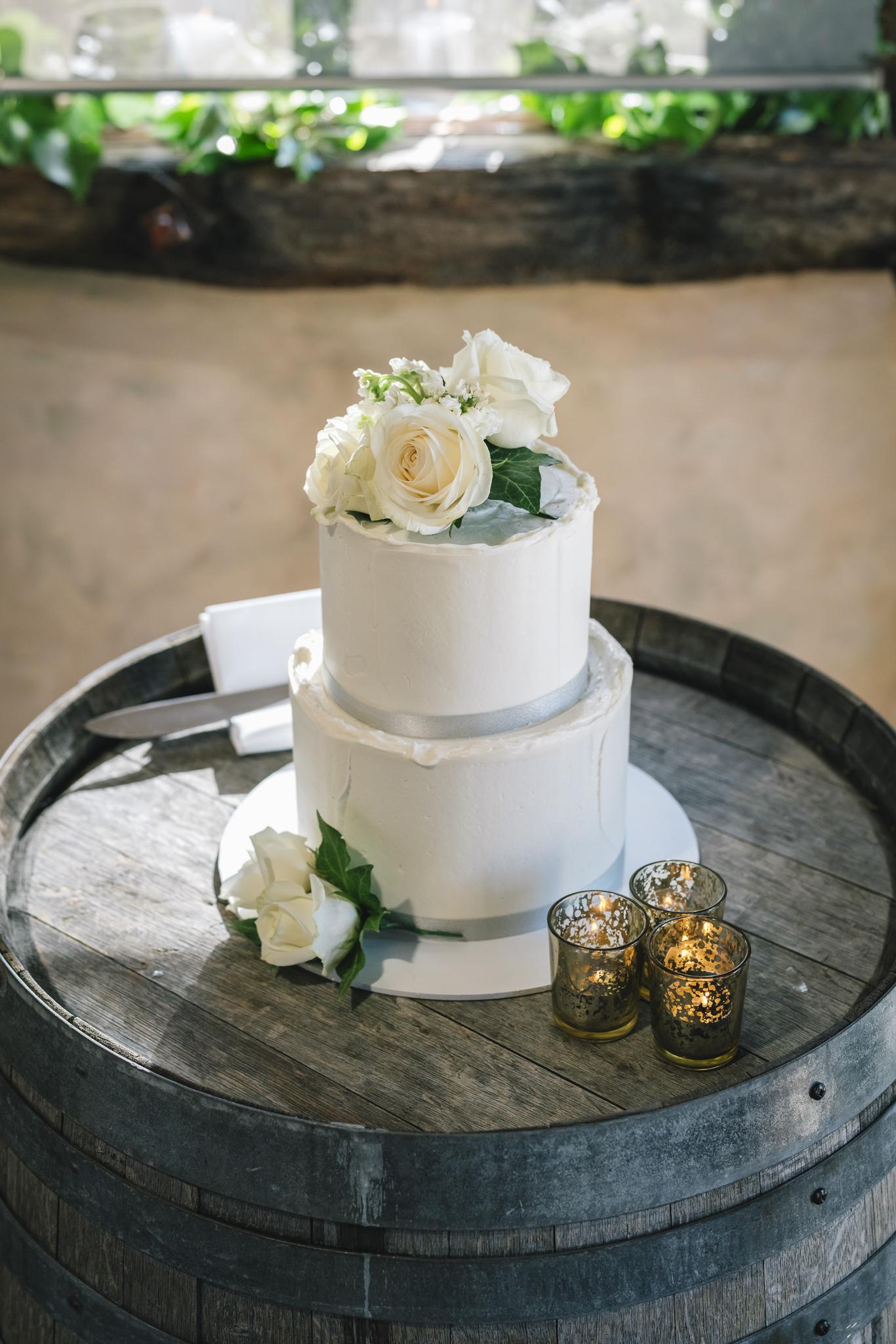 Queenstown Wedding Cake