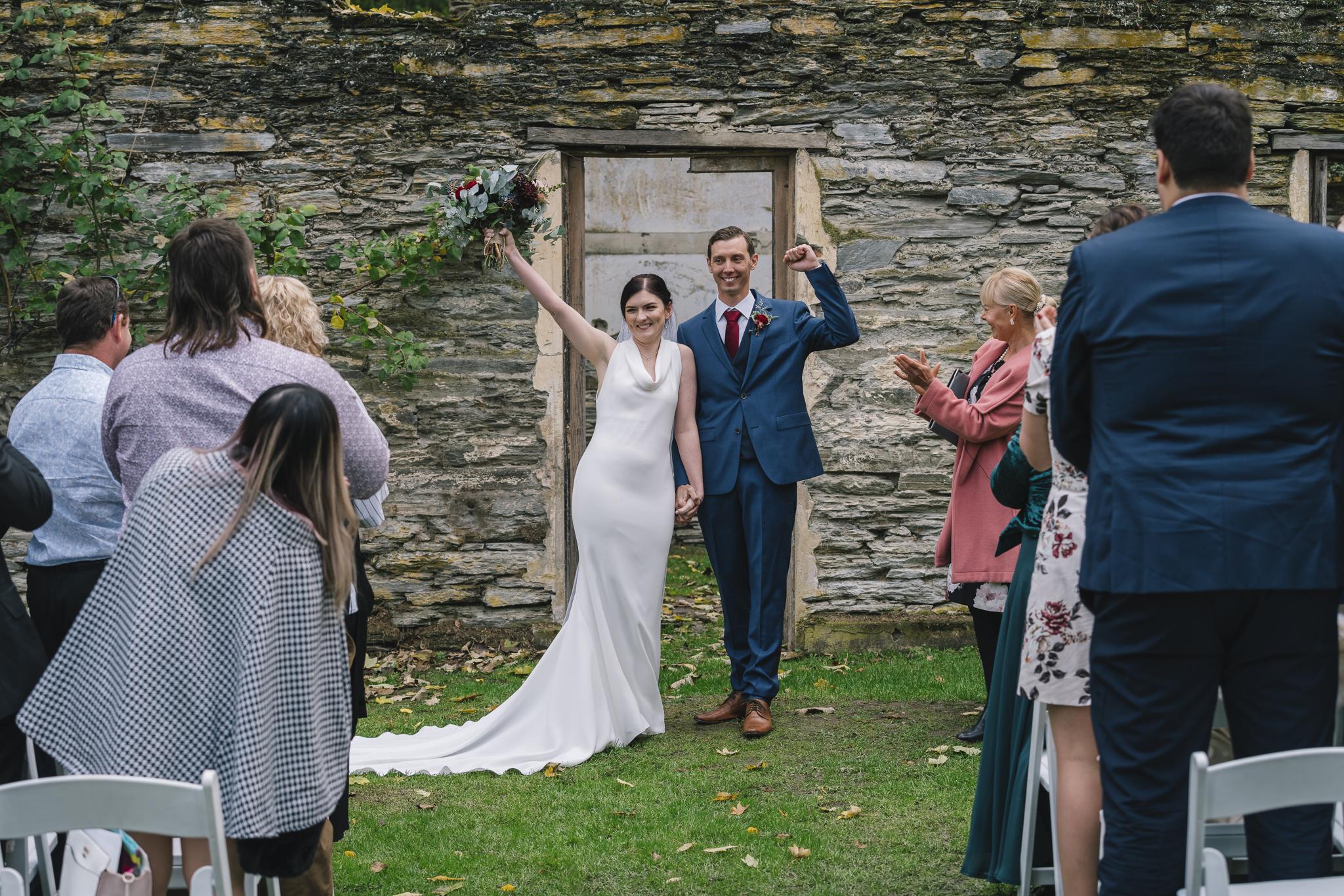 Queenstown Destination Wedding
