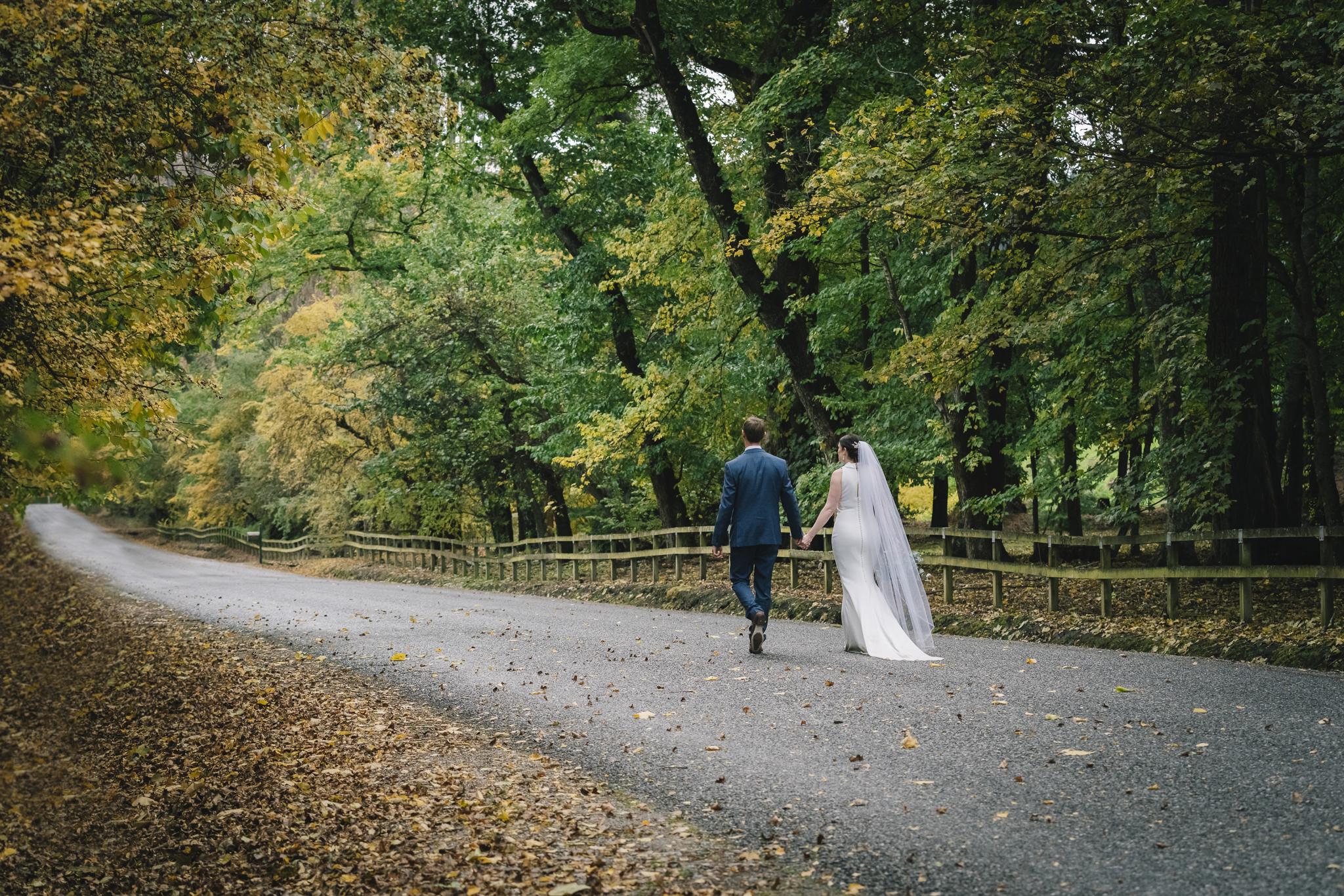 Autumn Wedding Queenstown