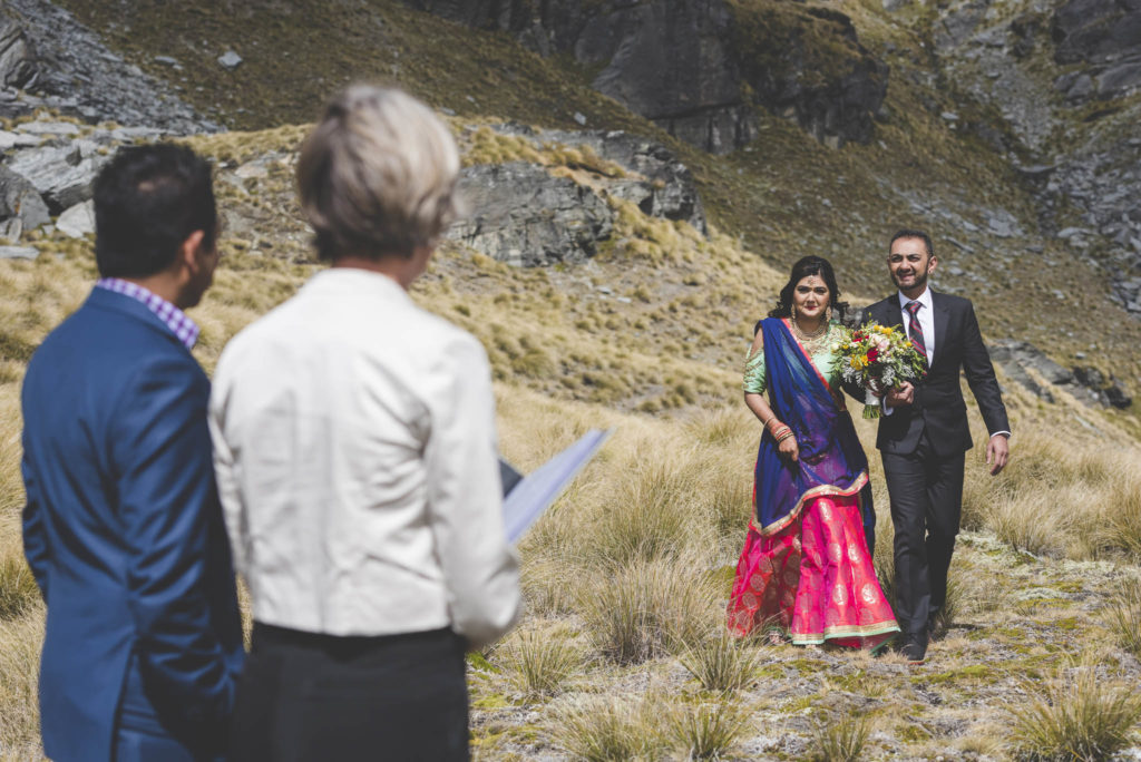 Mountain Wedding Queenstown