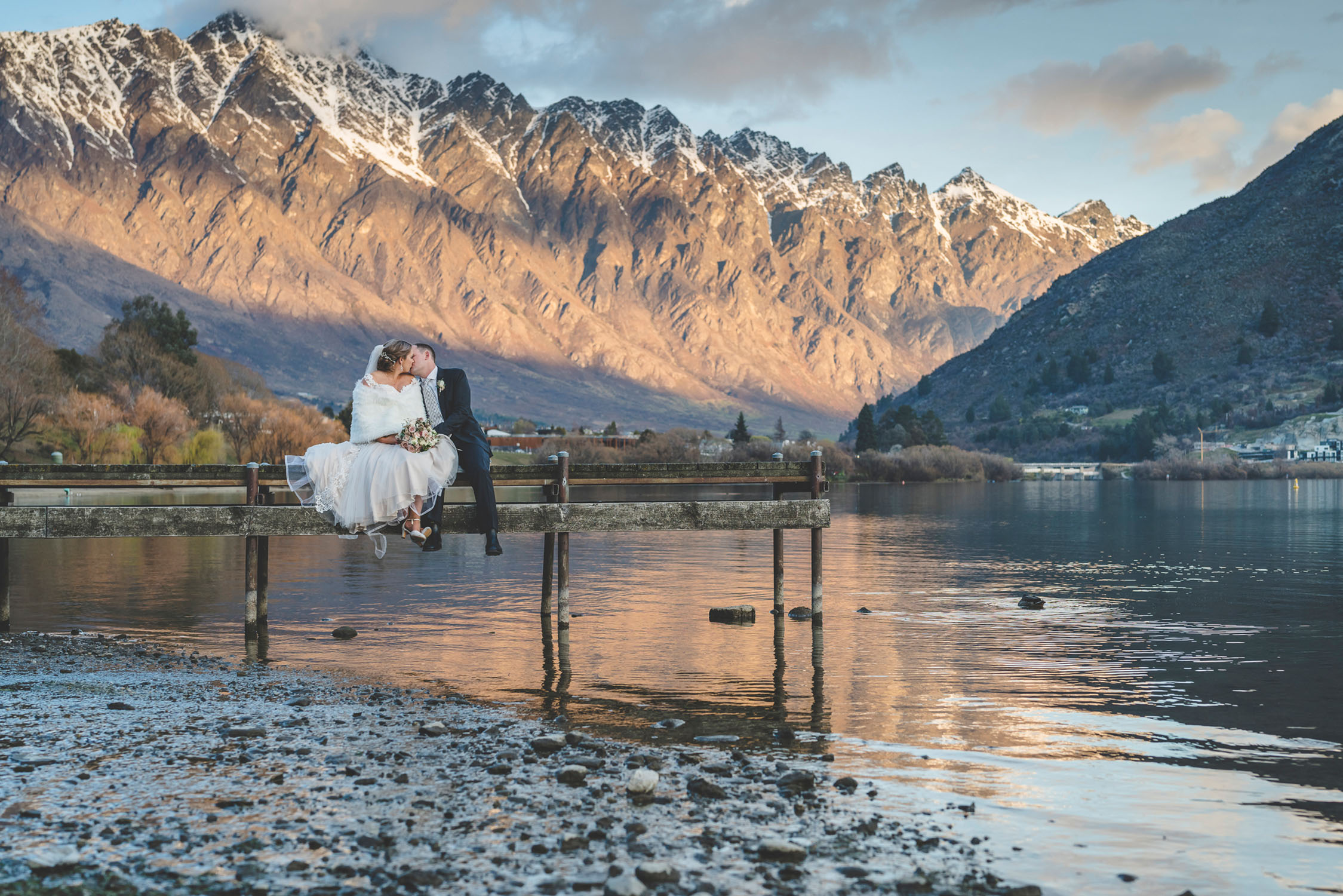 Perfect Elopement Wedding