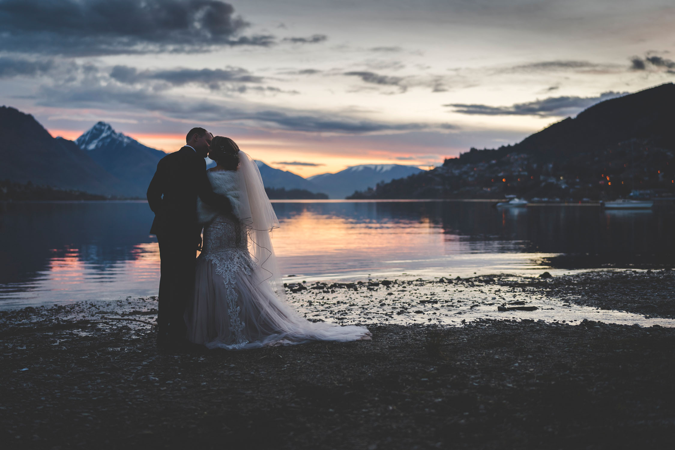 Winter Wedding Queenstown
