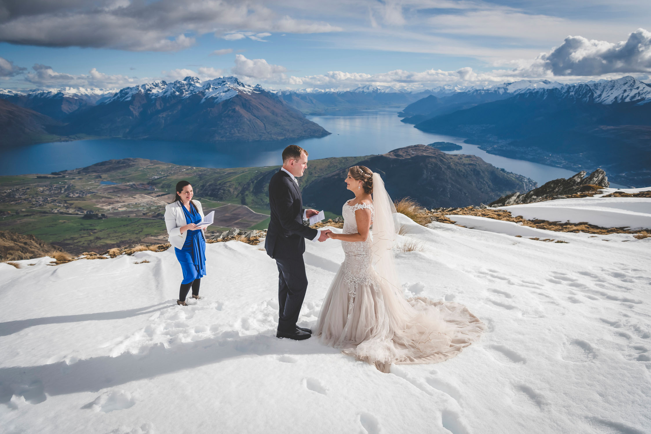 Winter Wedding Package