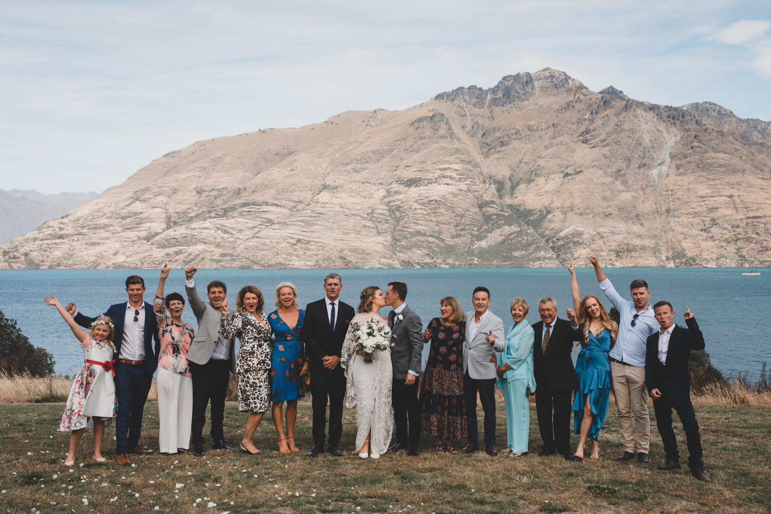 Summer Wedding Queenstown