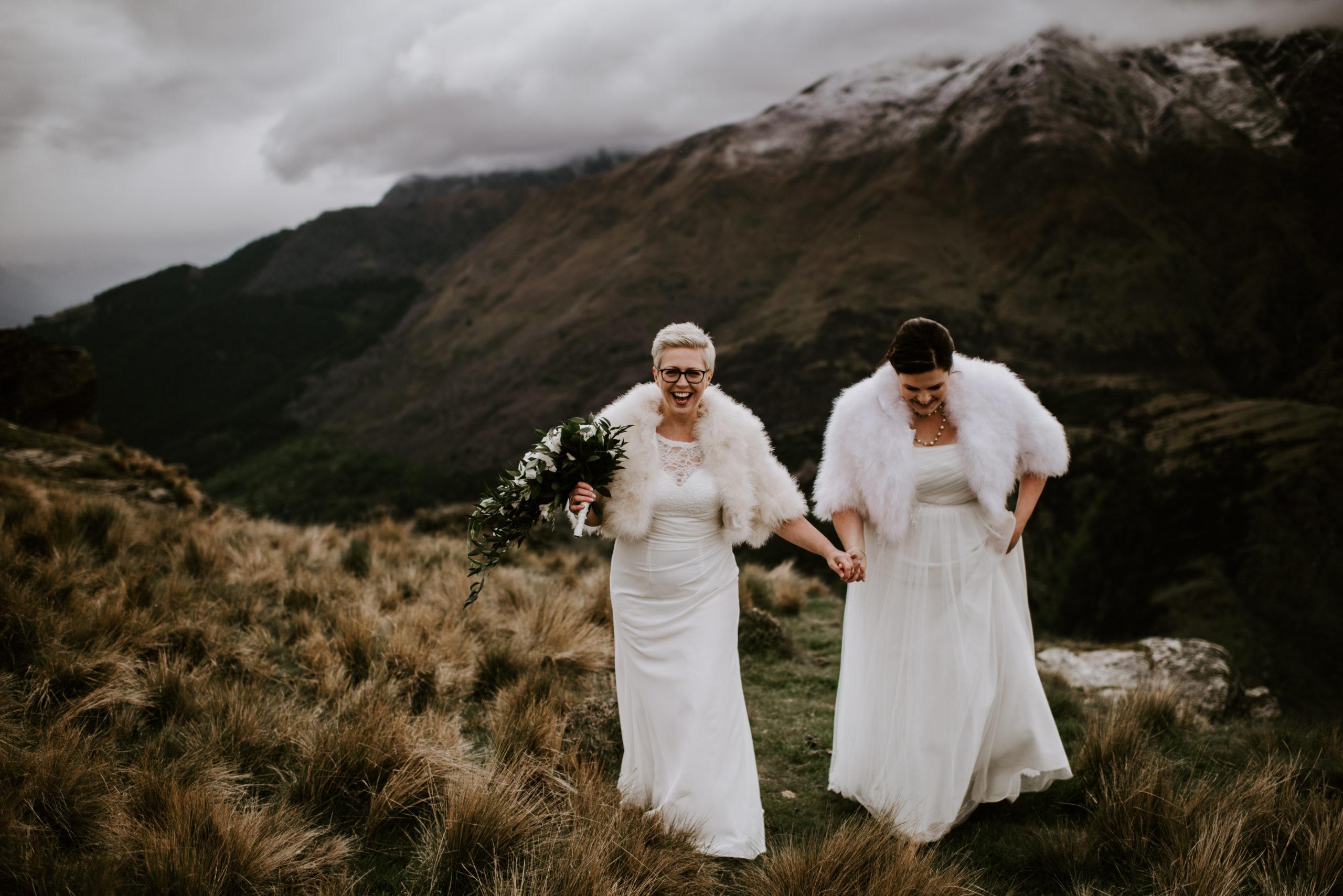 Same Sex Queenstown Wedding