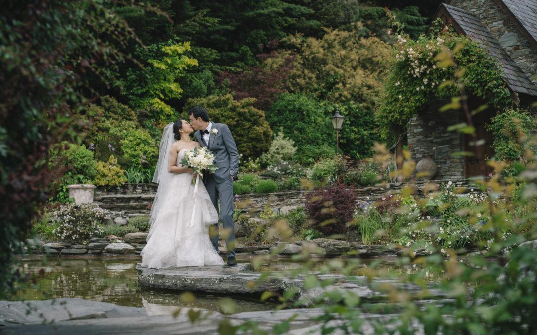 Mosha + Junwei's Stoneridge Estate Wedding