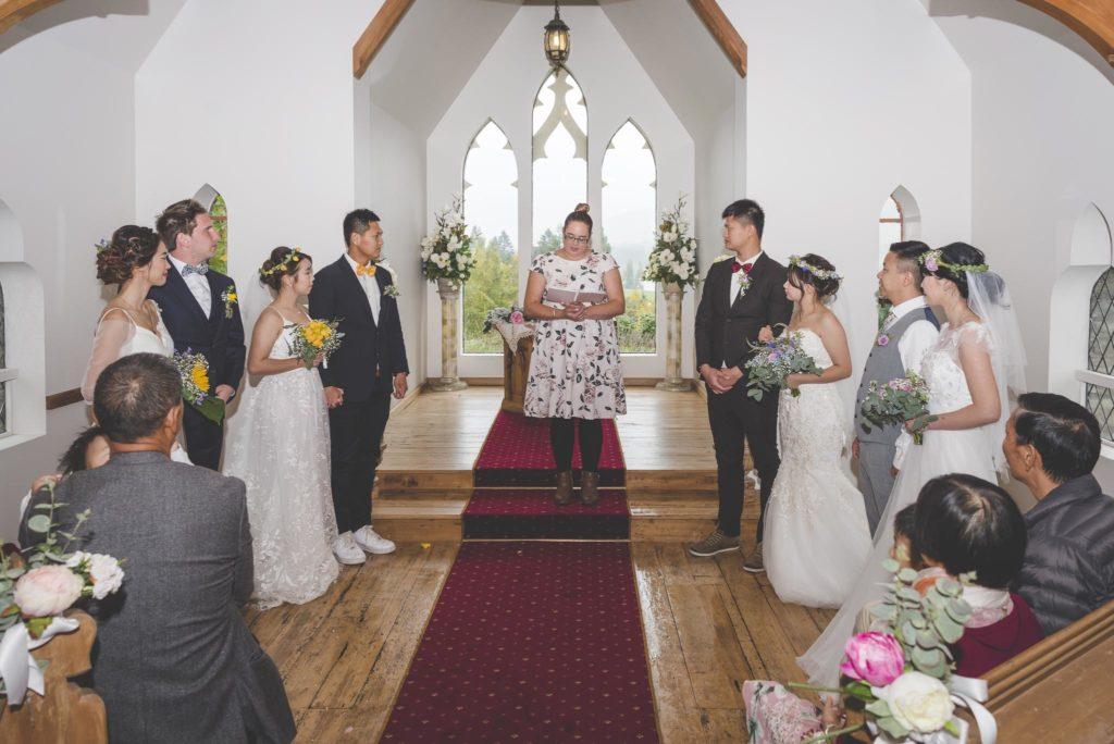 Queenstown Wedding Flowers