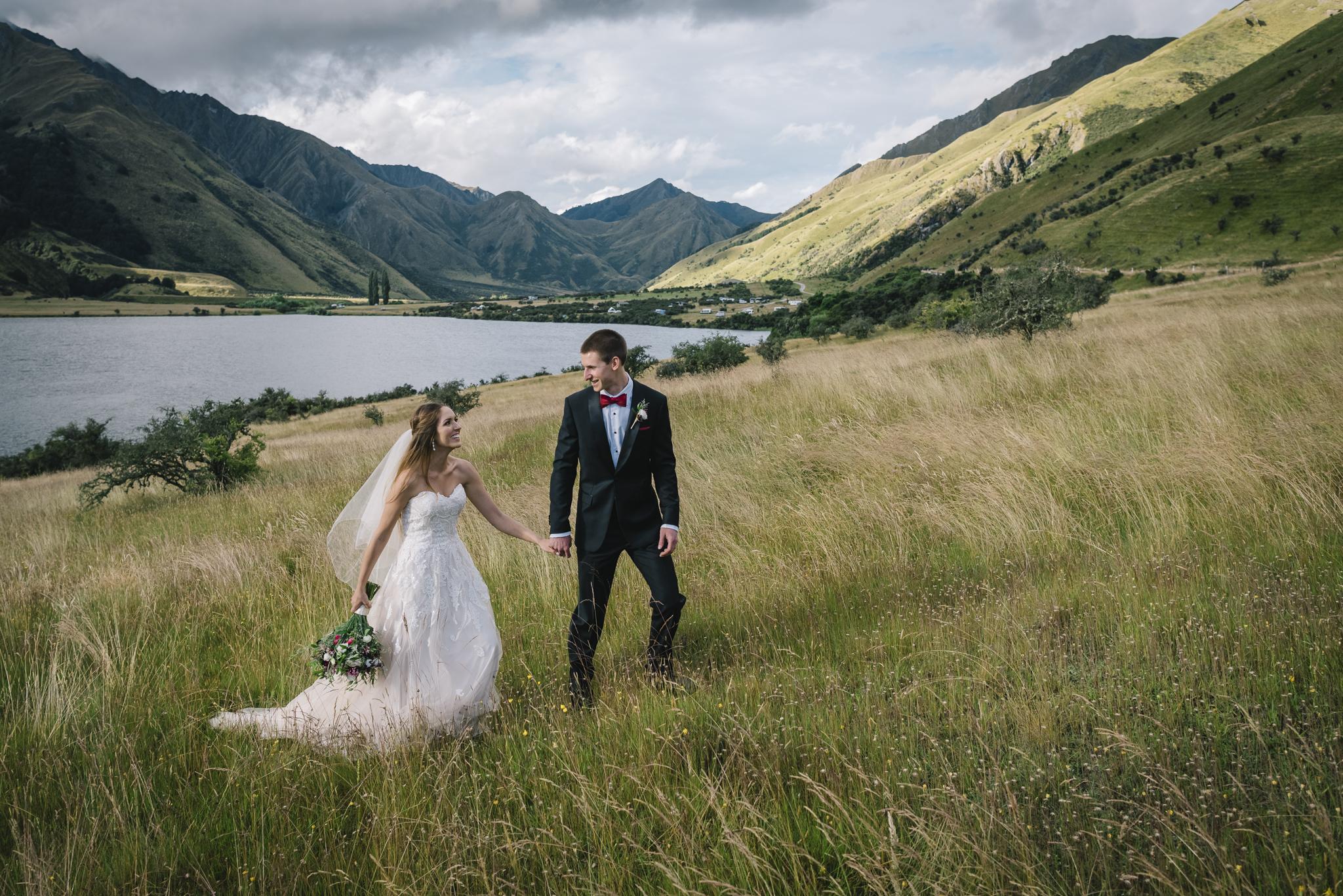 Perfect Elopement Wedding