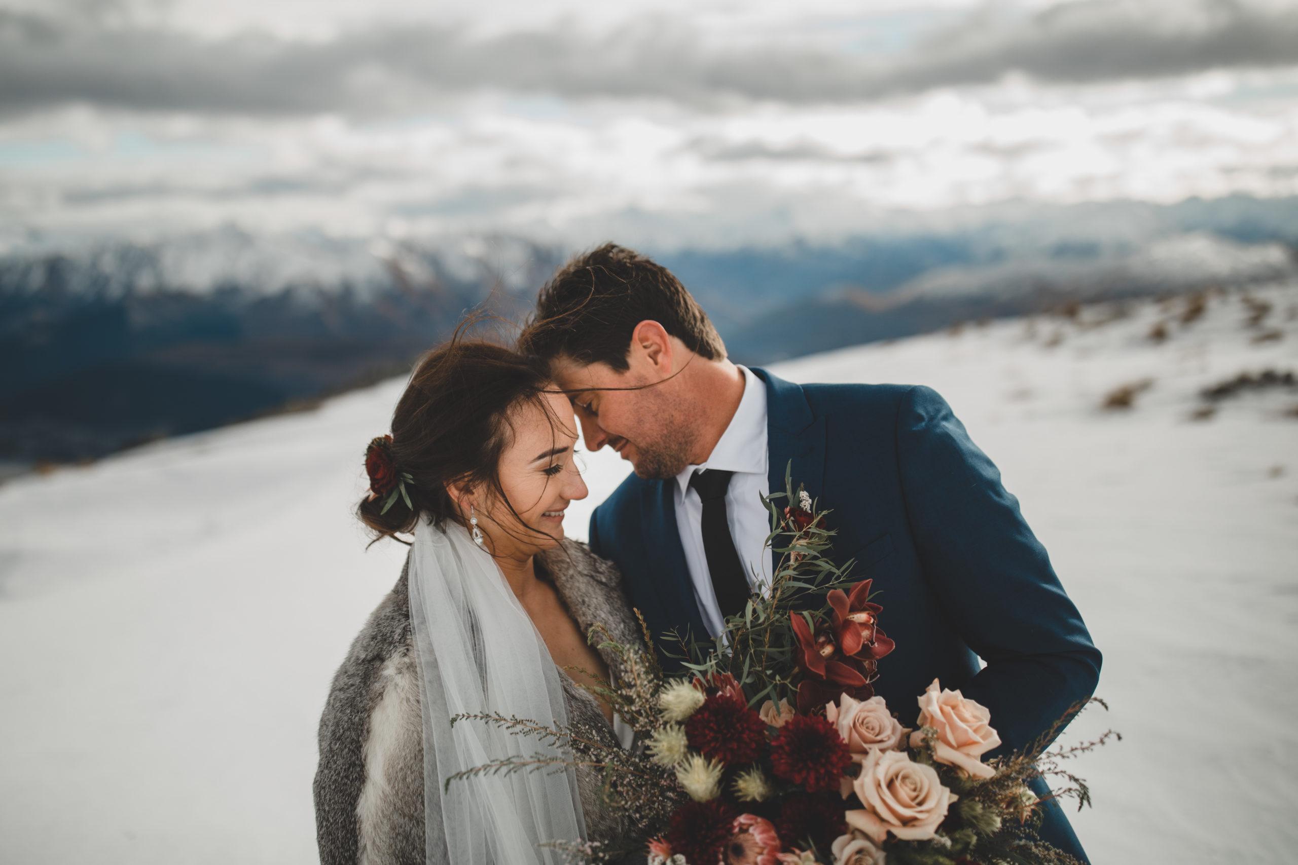 Winter Wedding Queenstown